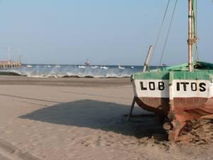 Lobitos boat yard